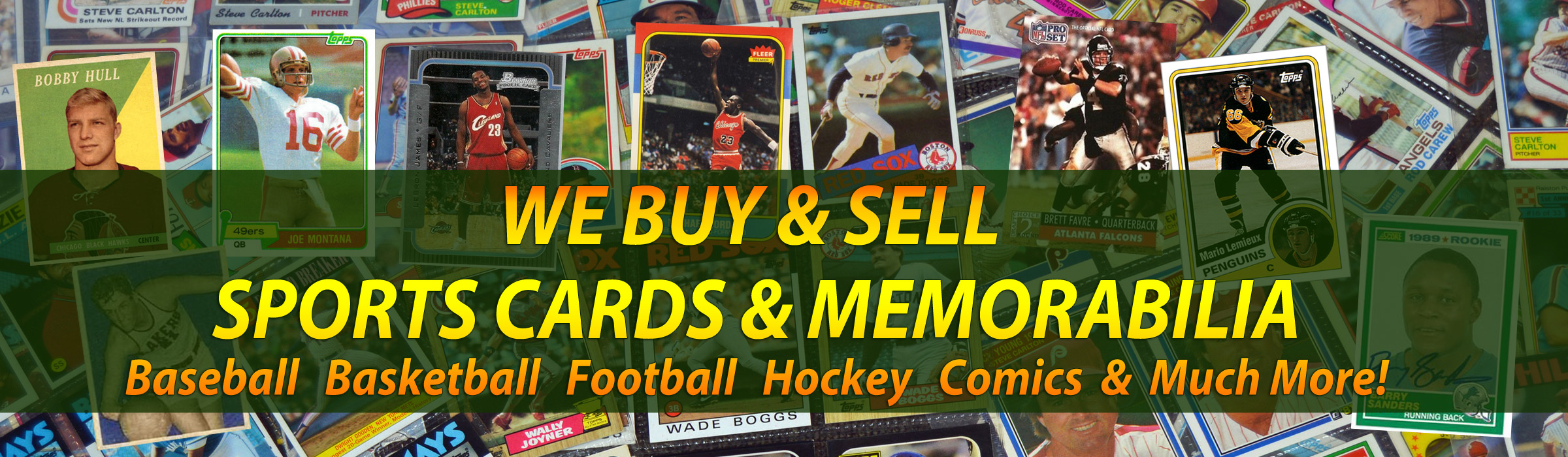 Sports Cards Memorabilia Collectibles In Michigan