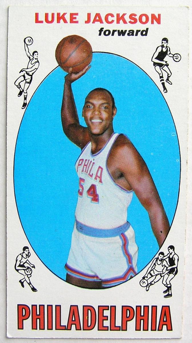 1969 70 Topps Basketball Cards