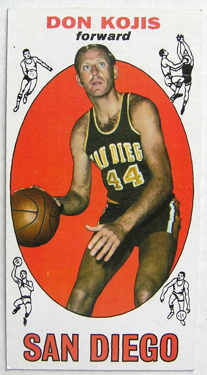 1969 70 Topps 64 Don Kojis Rookie San Diego Rocke