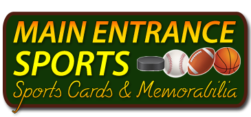 Main Entrance Sports Cards